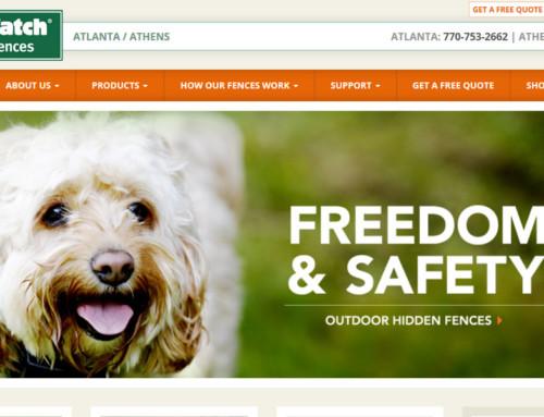 Atlanta Hidden Dog Fence