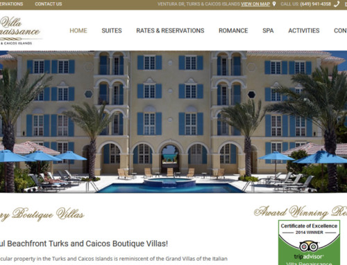 Villa Renaissance Turks & Caicos