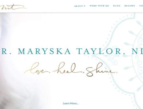 Dr. Maryska Taylor, N.D.